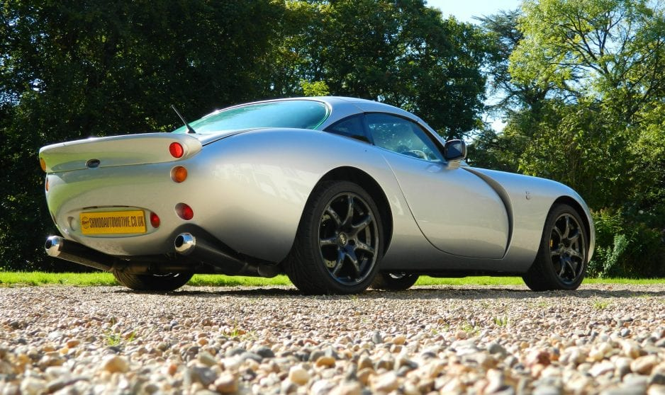 TVR Tuscan S - Shmoo Automotive Ltd