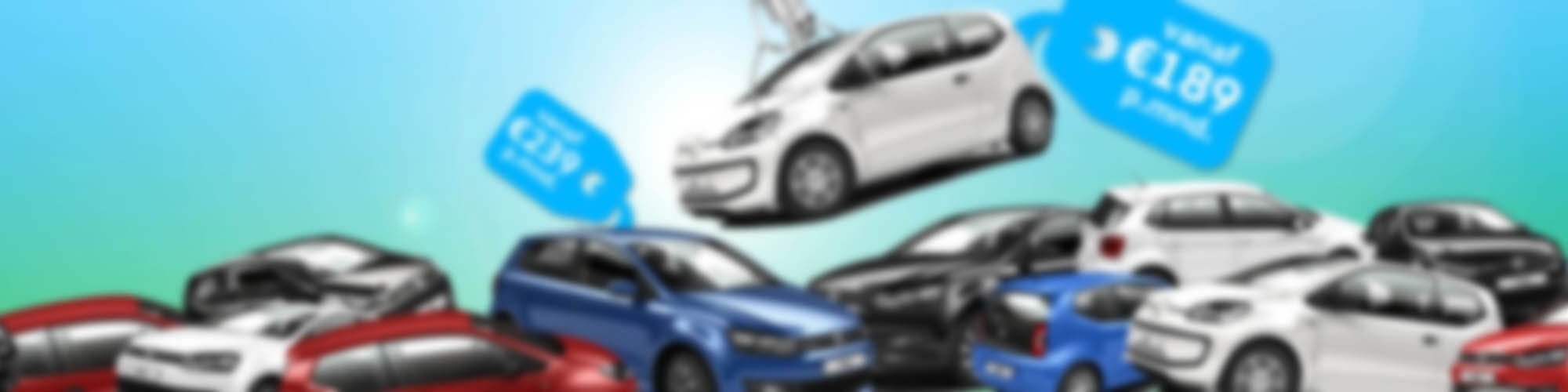 Volkswagen, Vallei Auto Groep, Prive lease, lease