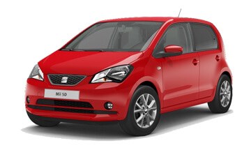 SEAT Mii private lease