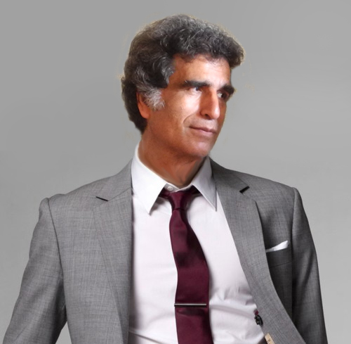 Painter, Graphic Designer, Cartoonist, Love writer! http://en.wikipedia.org/wiki/Ali_Divandari www.facebook.com/ali.divandari
