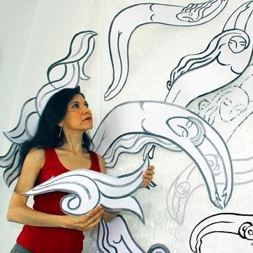 Portrait of Andrea Arroyo