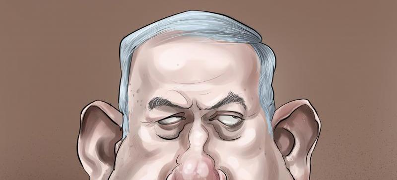 Cartoon by Sanouni Imad