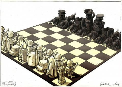 0118-091029 Global Chess (Ehrt)