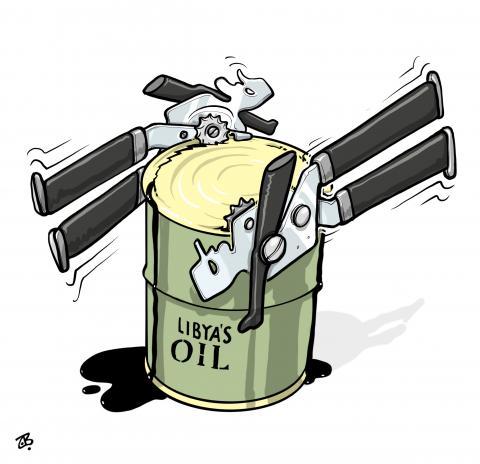 Libya's oil
