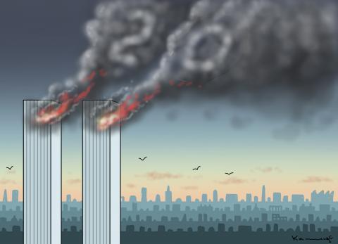 20th anniversary of 9/11/2001