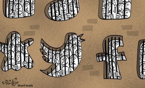 Social media..