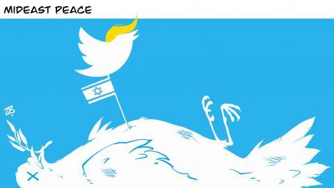 Mideast peace !