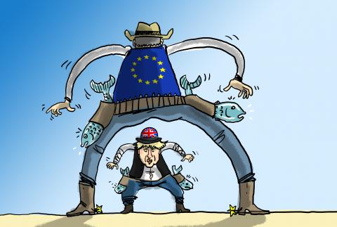 Brexit High Noon