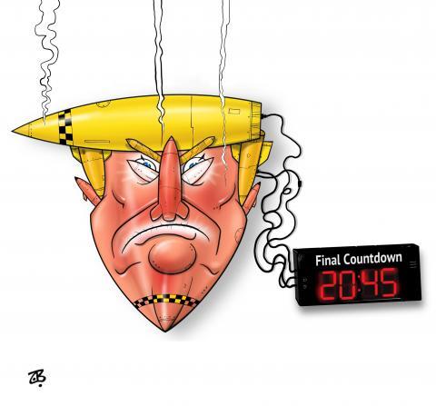 Trump's Final Countdown