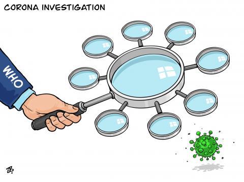 Corona Investigation