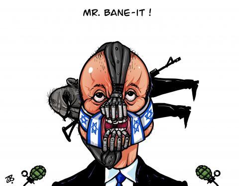 Mr. Bane - It !