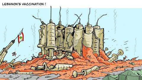 Lebanon's Vaccination !