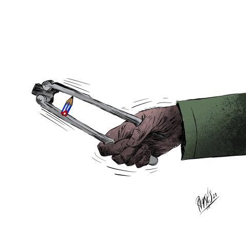 Cuban alternative society under pressure…