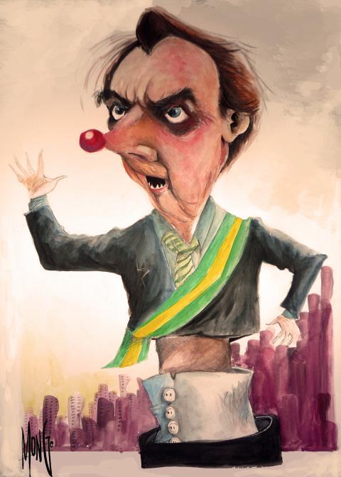 Supremo de Brasil investigara a Bolsonaro por difundir noticias falsas y antidemocraticas
