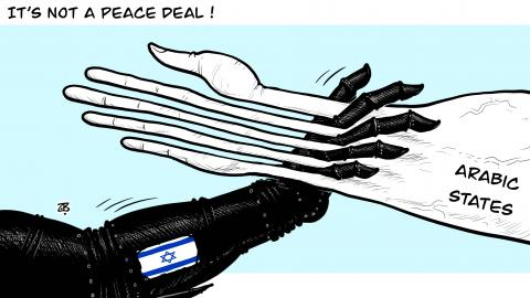 It's not a peace deal !