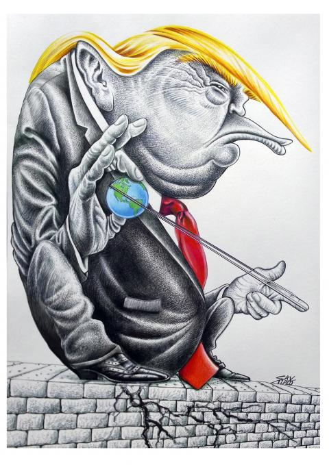 Donald Trump & Covid