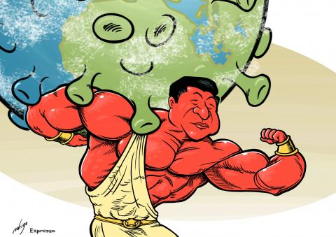 China's power is rising in an unstable world