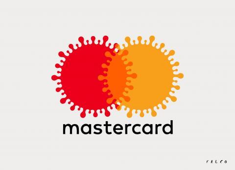 Covid matercard