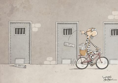 Imprisoned journalist
