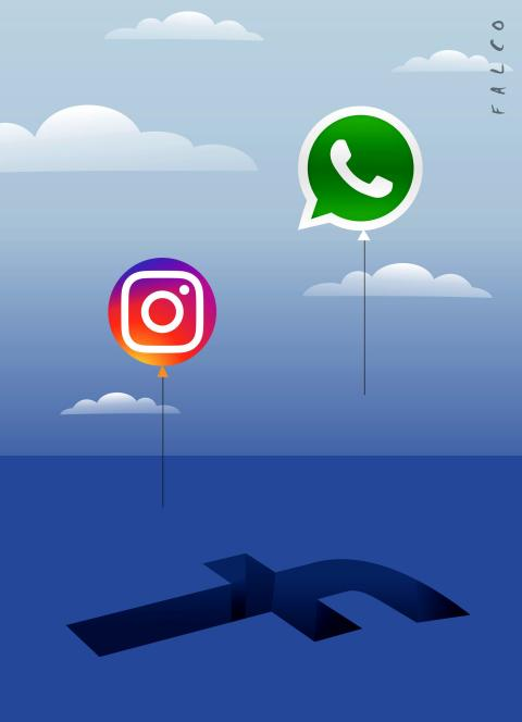 Will Facebook get out of Instagram and Whatsapp?