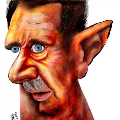 Syrian President..