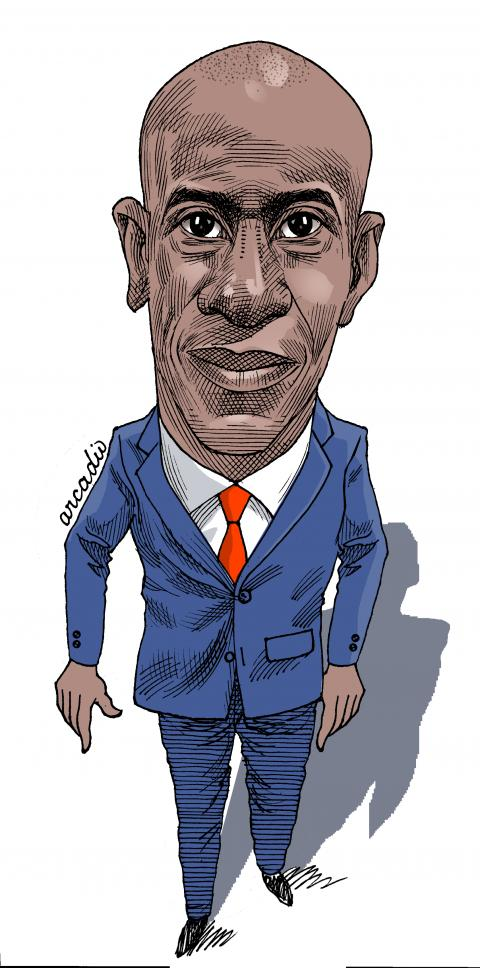 Haiti's President is dead.