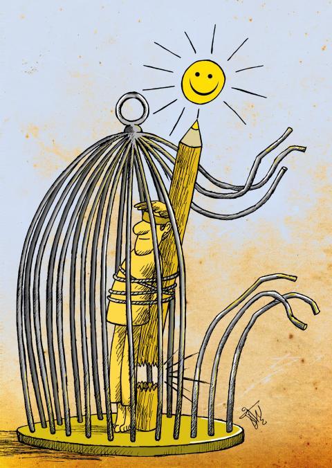 the cartoonist's way of thinking