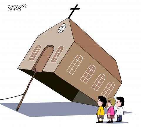 Pedophilia in the Catholic Church.