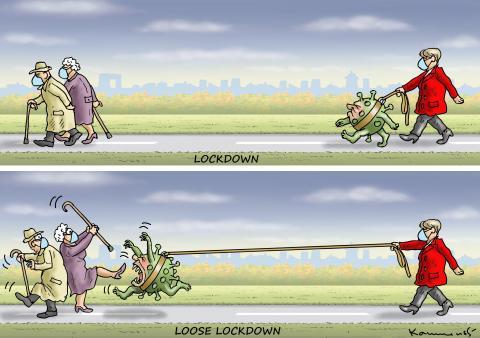 LOOSE LOCKDOWN