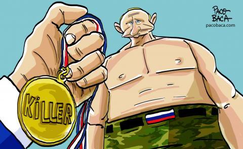 Putin-Biden Affair.