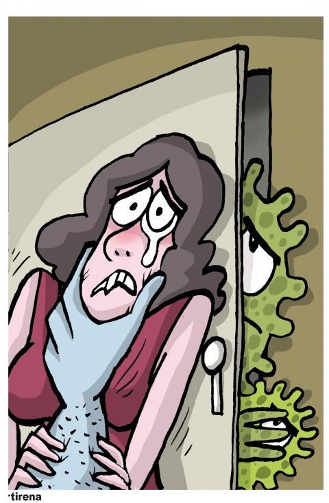 Sexist violence in quarantine