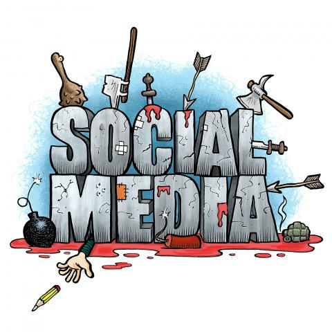 No one survives Social Media