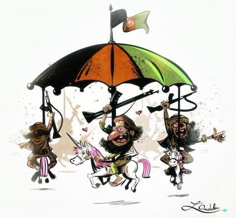 The Taliban : Return to Kabul