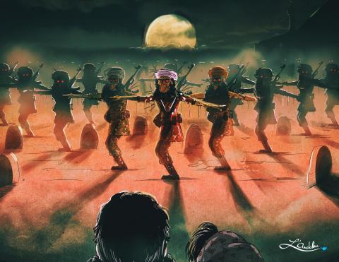 AFGHANISTAN: US troop withdrawal / Taliban gaining territory