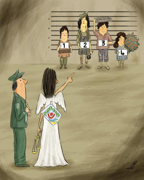 Justice is more look like a joke, as long as there are child laborers in the world