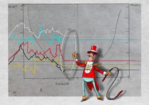 Sketcher-Leonid, Lithuania-Cartoon-Bahram Arjmandnia-Iran