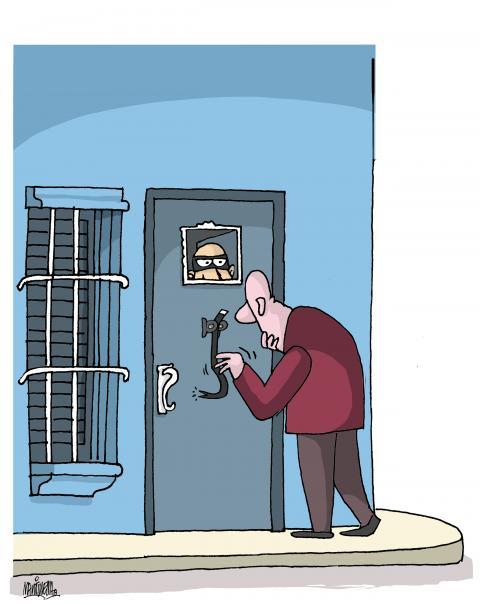 Theft rates