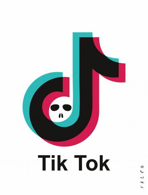 Italy blocks TikTok after 10-year-old girl dies