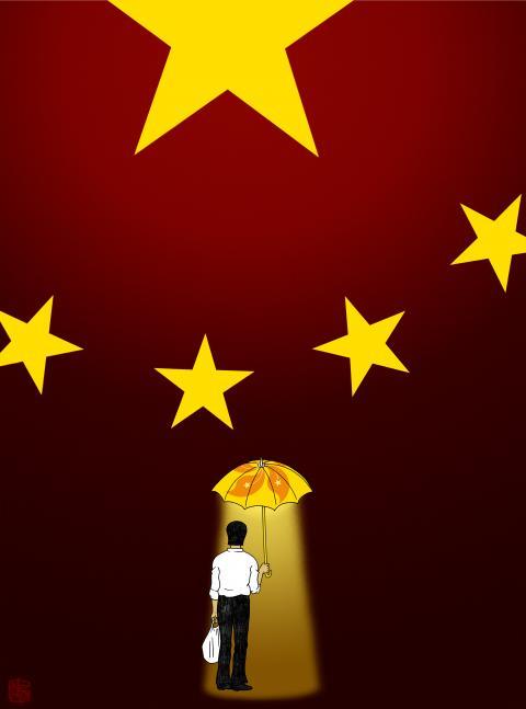 umbrella resistance