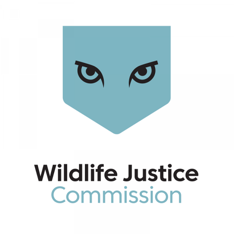 Logo of the Wildlife justice commission