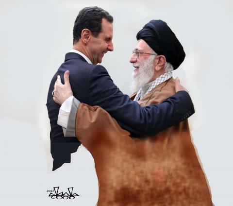 syria's iran