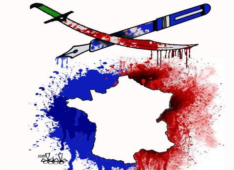 France new borders..