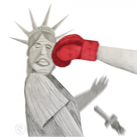Trumpism enters the Capitol