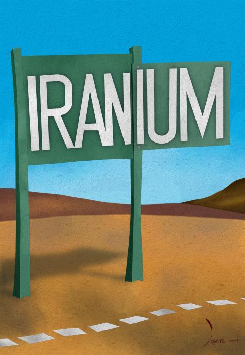 Iraln et le nucléaire
