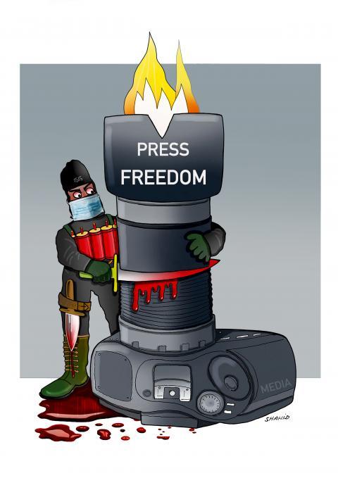 Freedom of Media !