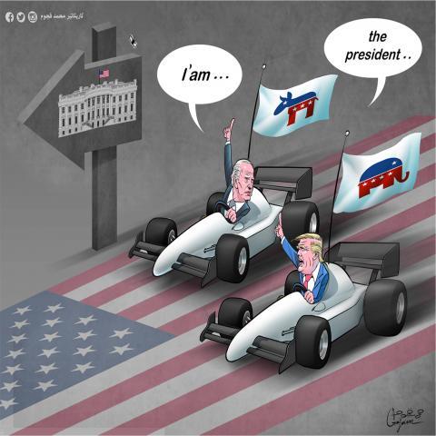 the race ..