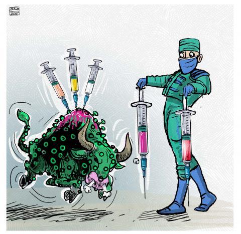 Corona pandemic when will the vaccine come last