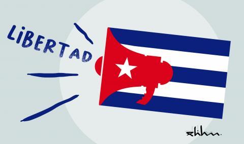 Cuba Flag Today