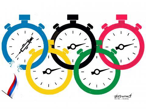 Doping again