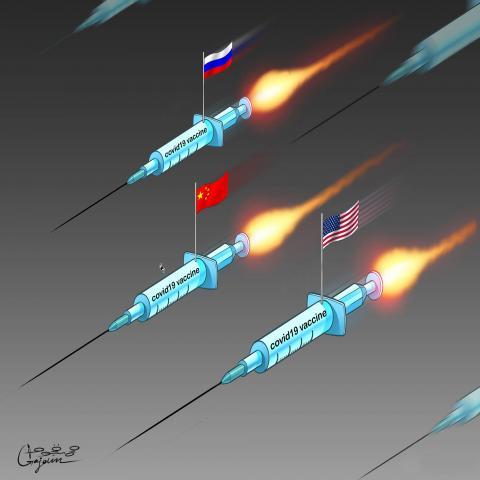 the vaccine war has began